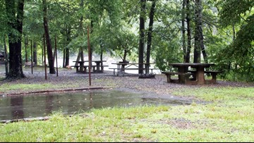 Community hopes to reopen overnight camping at Albert Pike 9 years after deadly flood