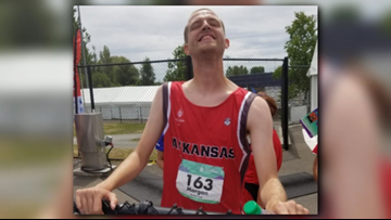 Team Arkansas bringing home gold at this year's Special Olympics