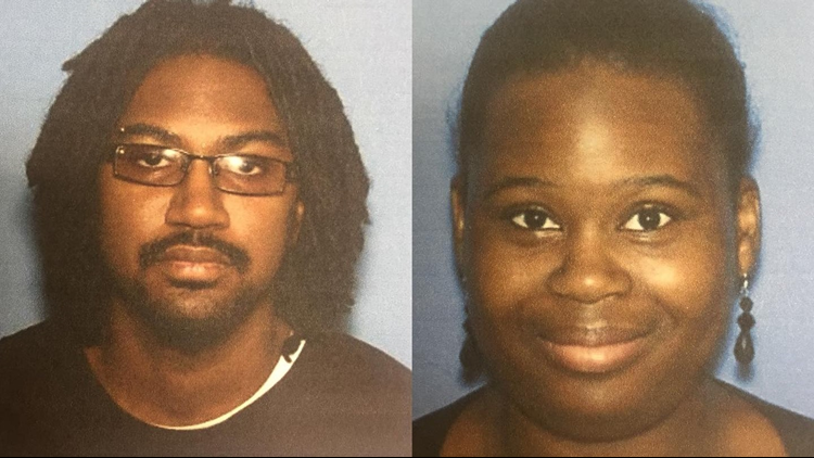 The Camden Police Department has arrested two people after officials at the Arkansas Children's Hospital say a 5-year-old girl was severely malnourished.