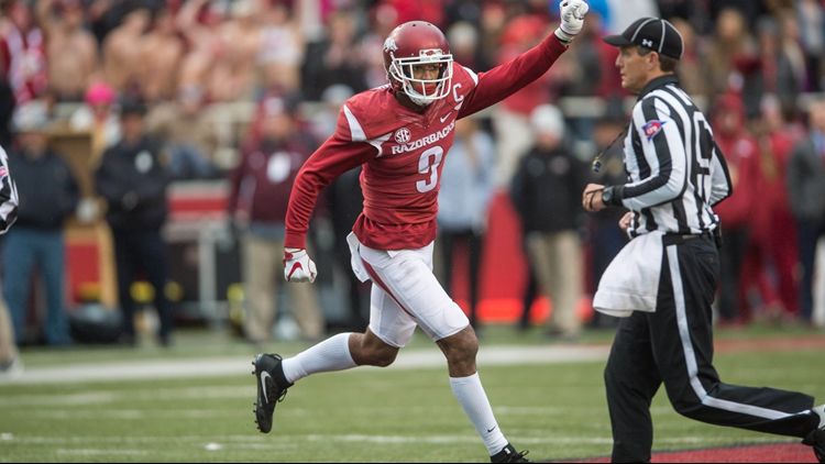 Arkansas head football coach Chad Morris and the senior trio of offensive lineman Hjalte Froholdt, linebacker Dre Greenlaw and defensive back Santos Ramirez will represent the Razorbacks at 2018 SEC Football Media Days, which will take place at the College Football Hall of Fame in Atlanta, Georgia, July 16-19.