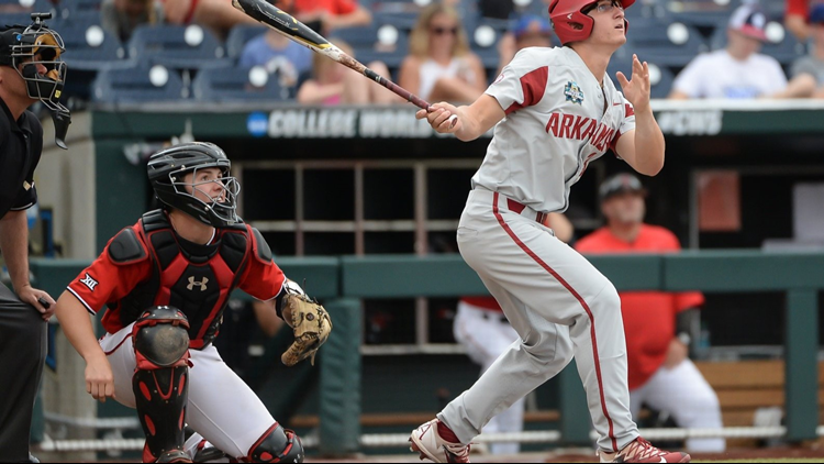 Arkansas infielder Jared Gates signed a free agent contract with the Baltimore Orioles Friday, making him the 10th Razorback to sign a pro contract since the 2018 Major League Baseball (MLB) Draft in June.