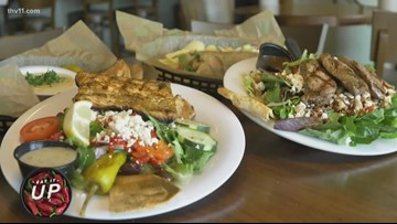 Taziki's is growing out of central Arkansas