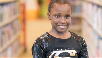 8-year-old Trinity searches for unconditional love
