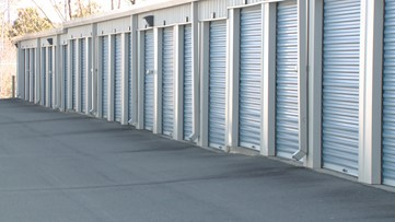 Why are storage units everywhere? People have too much stuff, experts say
