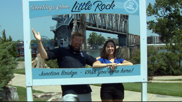 THV11 'Daytrippers' are taking you to the city of Little Rock