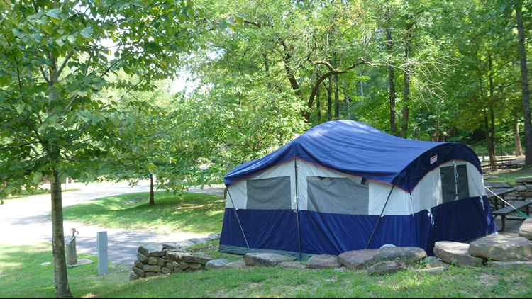 The Buffalo National River conducted a campground comparability study and based upon the study proposes to increase camping fees at several Arkansas locations.