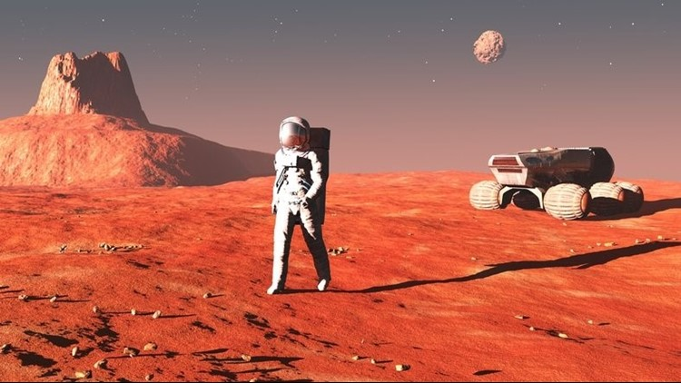 A northwest Arkansas architect is part of a team that has won a NASA competition to build homes on Mars.