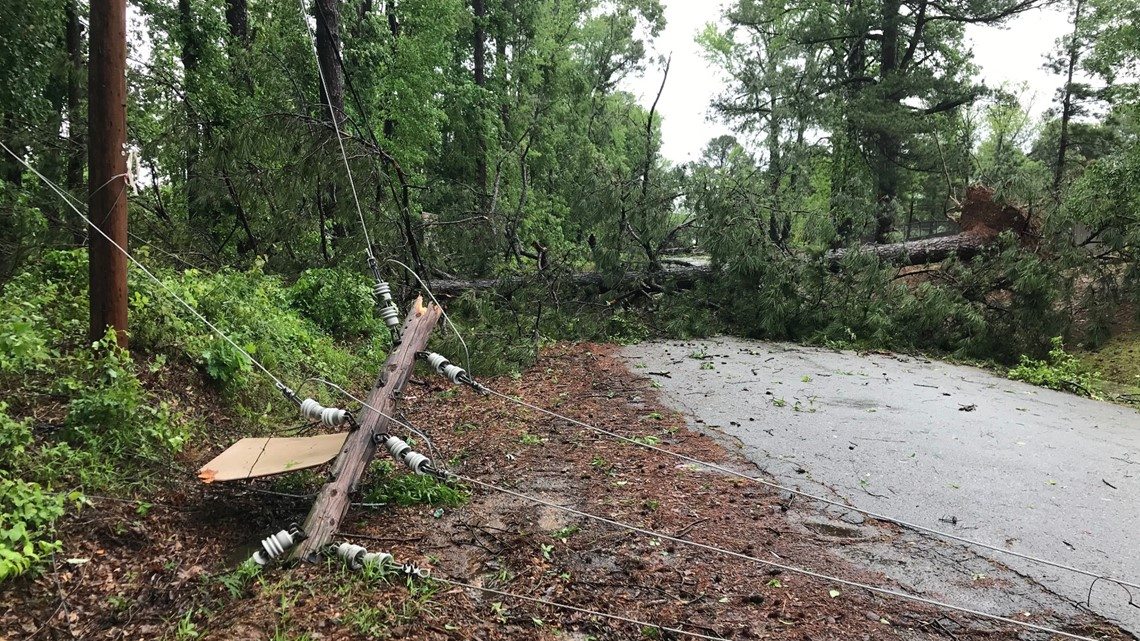 Severe weather brings tornadoes, flooding to Arkansas Thursday afternoon