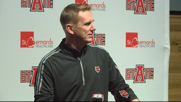 Blake Anderson previews A-State's Saturday matchup against Georgia Southern