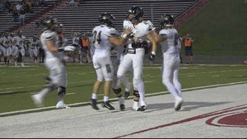 No. 7 Harding capitalizes on Henderson State turnovers, defeats Reddies 41-17