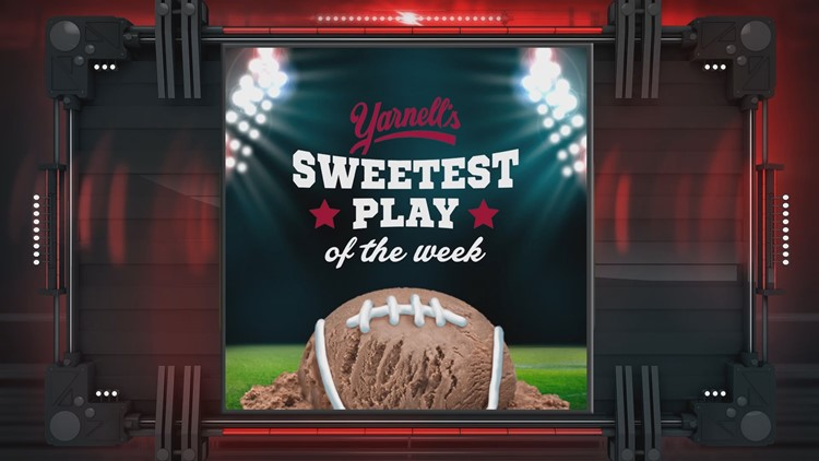 Congrats to Cabot High School for winning week two of Yarnell's Sweetest Plays!