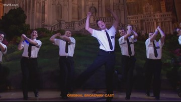 The Book of Mormon opens in Little Rock | Meet the Actor