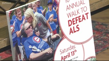 10th Annual Walk To Defeat ALS