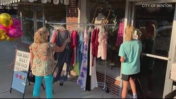 Third Thursday in Downtown Benton