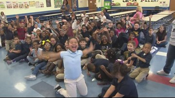 Reading Roadtrip gets energized at Western Hills Elementary