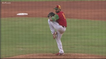 Crismatt's complete game leads Travs past Naturals