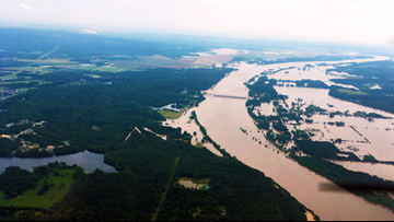 Historic flooding turned Arkansas River into 'not the same river from two months ago'