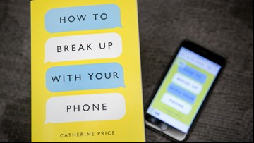 Could you break up with your phone?