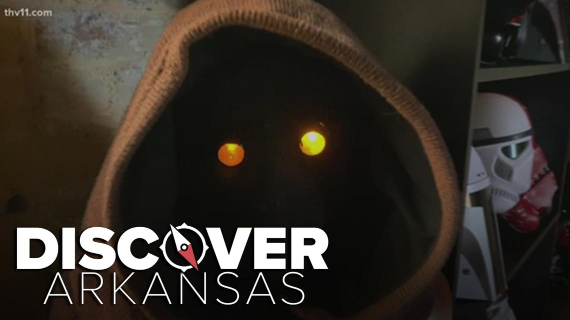 The Galaxy Connection | Discover Arkansas