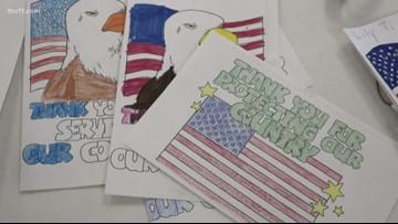 Hometown heroes honored on Veteran's Day