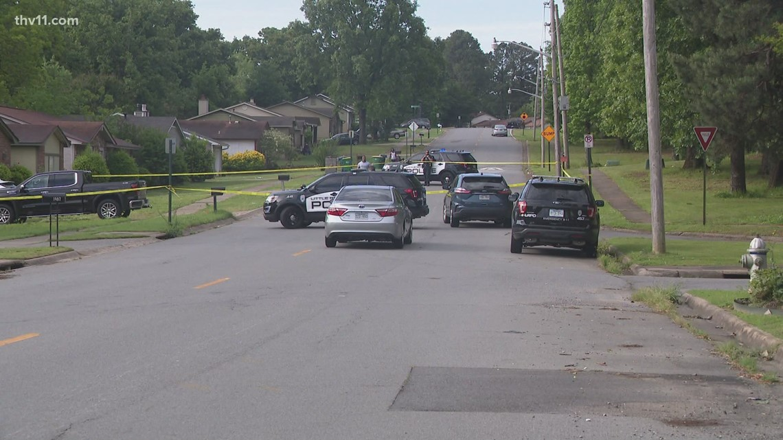 One person shot by police during 'driving without consent' call in Little Rock