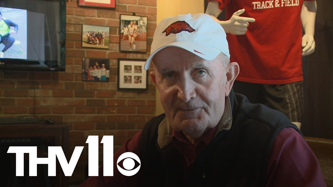 Legendary Arkansas track & field coach John McDonnell dies at 82