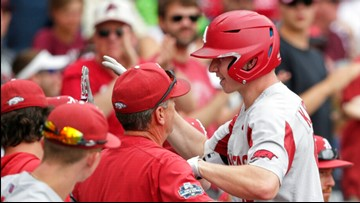 Razorbacks' season ends in one-run loss in Omaha