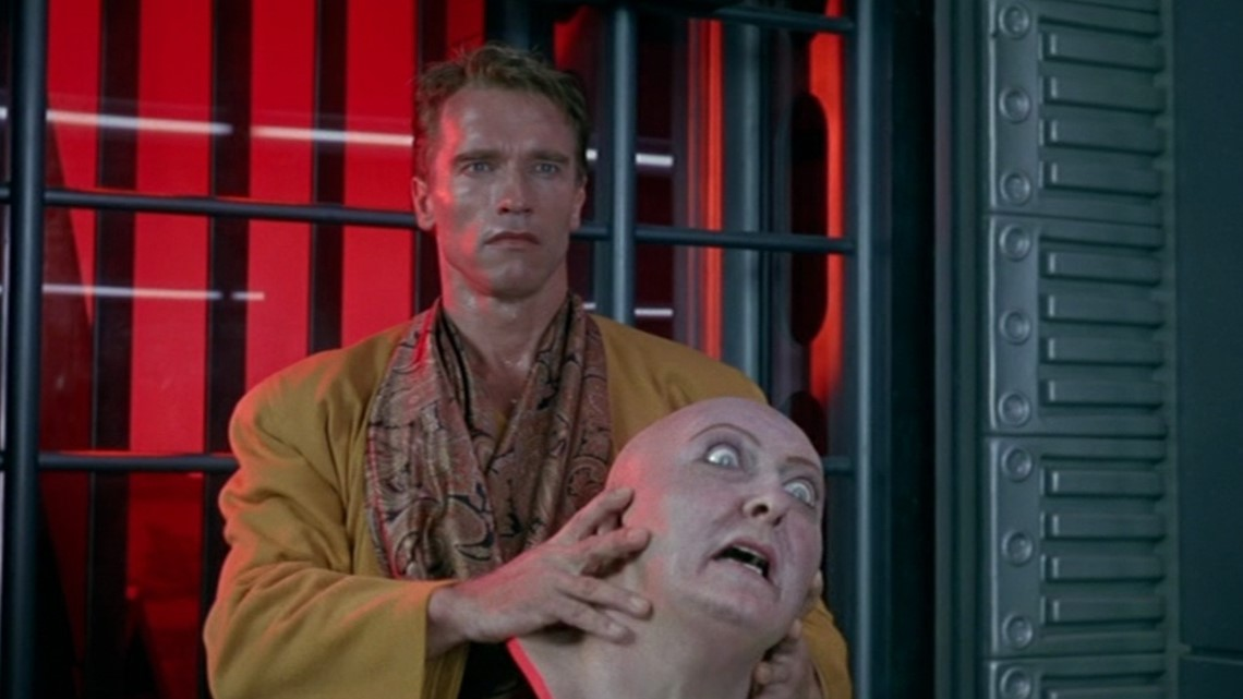 Total Recall set the standard for sci-fi blockbusters 30 years ago