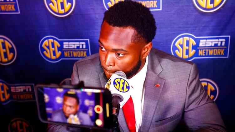 Agim, Harris recognized on preseason All-SEC teams