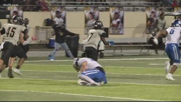 LR Central wins Yarnell's Sweetest Play of Week Six