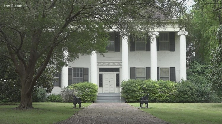 Terry Mansion damage raises concerns for Little Rock community members