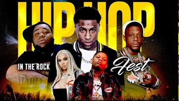 'Hip Hop In The Rock Fest' postponed due to coronavirus circumstances