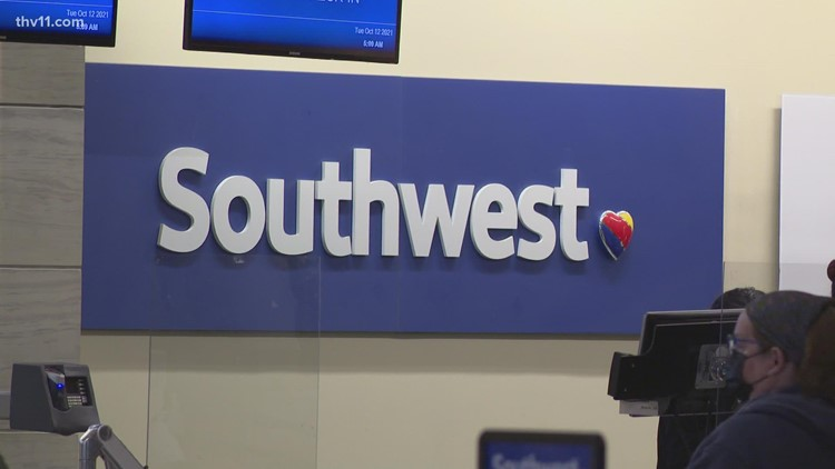 Southwest Airlines cancelations continue