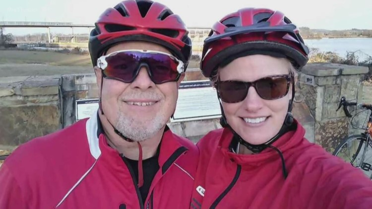 Wife of cyclist killed by hit-and-run driver pushing for bike lanes in Sherwood