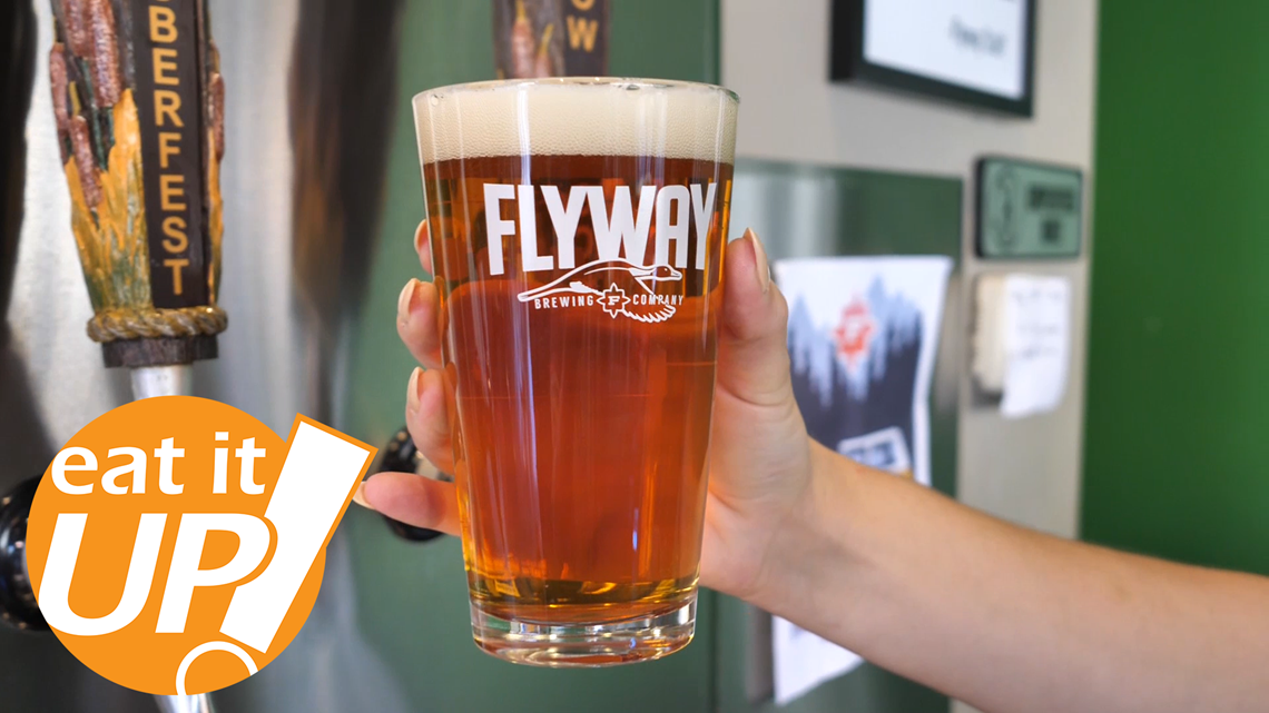 Flyway Brewing | Eat It Up