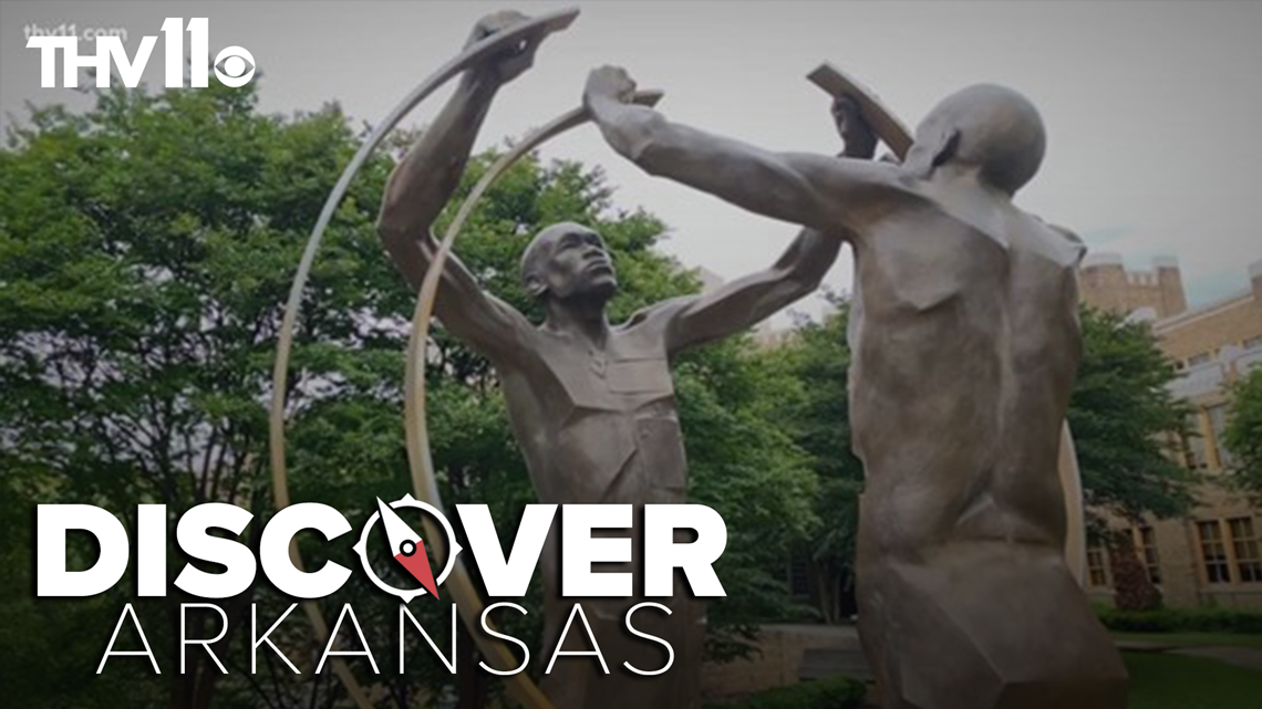 Little Rock Central High Visitor Center | Discover Arkansas