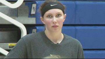 Bryant native to be first Army West Point women's basketball player from Arkansas