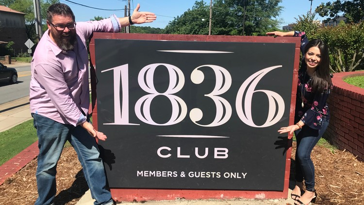 Exclusive club & restaurant thrives in one of Arkansas's oldest homes