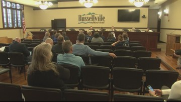 Committee recommends River Ridge Casino