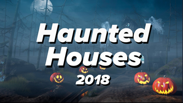 LIST | Don't be scared, check out these haunted houses in central Arkansas