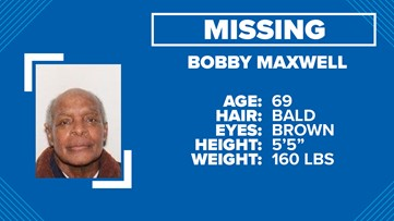 Little Rock police inactivate Silver Alert for missing 69-year-old man