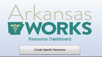 Helpline set up for people to report work hours for Arkansas Medicaid program