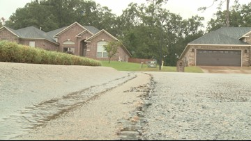 State grant allows Bryant neighborhood to get drainage upgrade