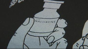 Central Arkansas Harm Reduction Project hotline provides free naloxone kits