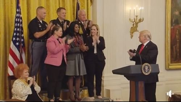 Rutledge attends bill signing at White House on federal commitment to combat opioid crisis