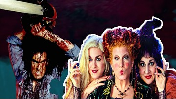 From Hocus Pocus to Evil Dead, here are some great movies to watch on Halloween