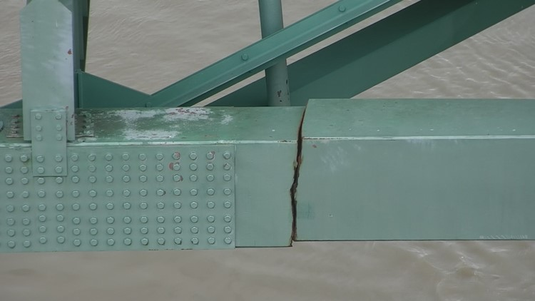 ARDOT discusses I-40 Mississippi River Bridge closure, future repairs