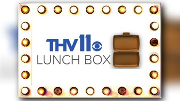 Sign up for our new email newsletter, the 'THV11 Lunchbox'