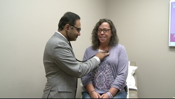 Woman finds specialist to help extend her life with pulmonary hypertension