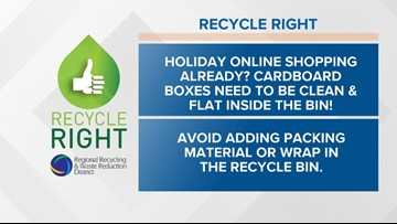 Recycle Right Tips | Week Thirty-six
